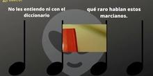Los Marcianos (vídeo musicogramama con percusión)