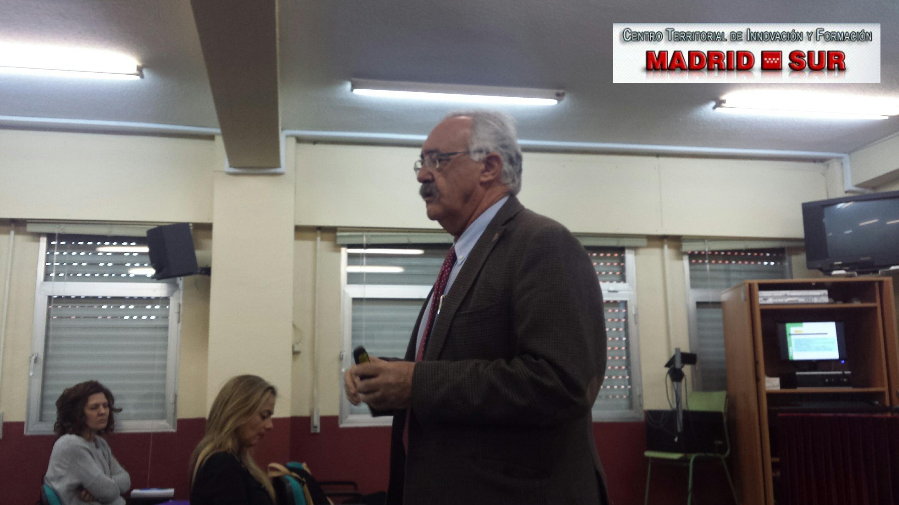 Ponencia a cargo de D. Antonio Pozas Magariño