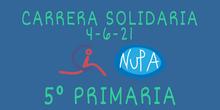Carrera Solidaria 5º de Primaria
