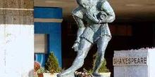 Estatua de Shakespeare, Budapest, Hungría