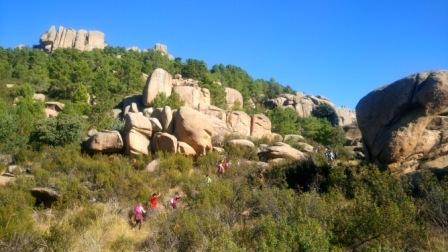 2017_10_23_Sexto hace senderismo y escalada en la Pedriza 2