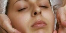 Limpieza facial: fulaje rulante maxilar inferior