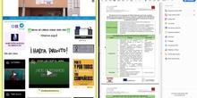 Videotutorial Familias - Organización final de curso 19-20
