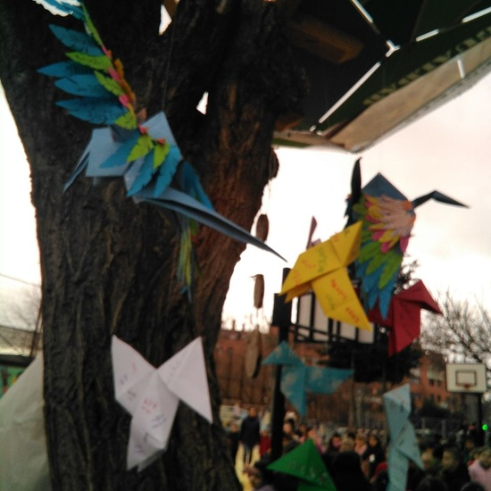 Día de la Paz 2020. El árbol de la Amistad 20