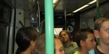Visita Metro de Madrid