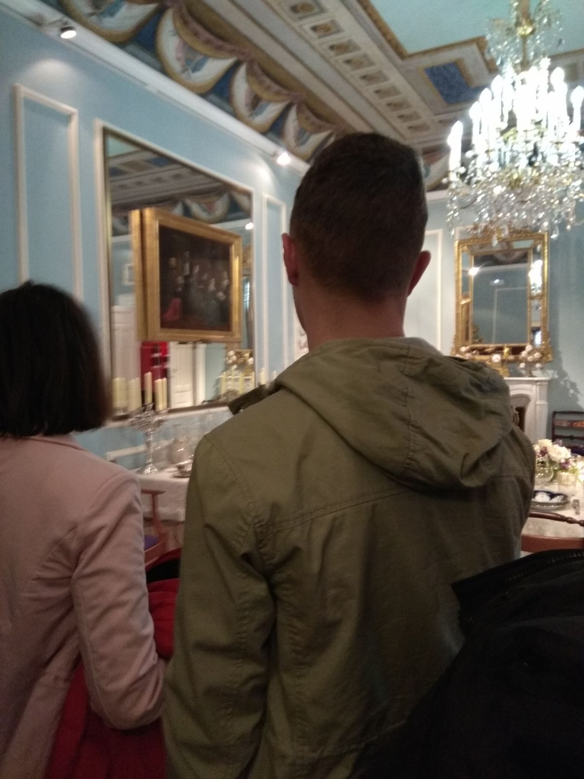 Visita al Museo Romántico 5/04/2018