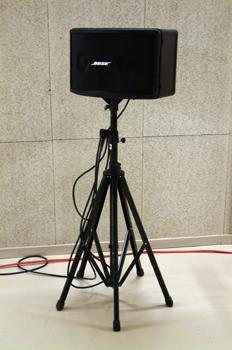Monitores de audio de plató