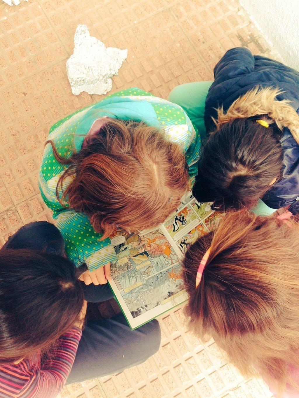 Día del Libro y Solidaridad Malawi 23
