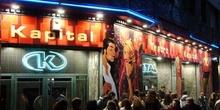 Discoteca Kapital, Madrid