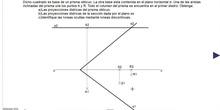 Intersección de prisma oblicuo con plano oblicuo.mp4: Intersección de prisma oblicuo con plano oblicuo