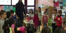 "Proyecto ""Educar para ser"" CPB Infanta Leonor de San Agustín de Guadalix"