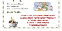 Programa del Festival de Navidad 2017_CEIP Fernando de los Rios_Las Rozas