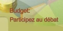 Le réexamen du budget de l'UE - ayez votre mot à dire !