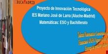 Talento Matemático Catedrático Arias Cabezas. El día de las matemáticas, 12 de mayo. IES Mariano José de Larra. Entrega de premios y diplomas.