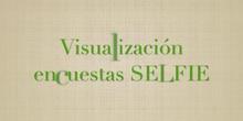Visualización encuestas SELFIE EU