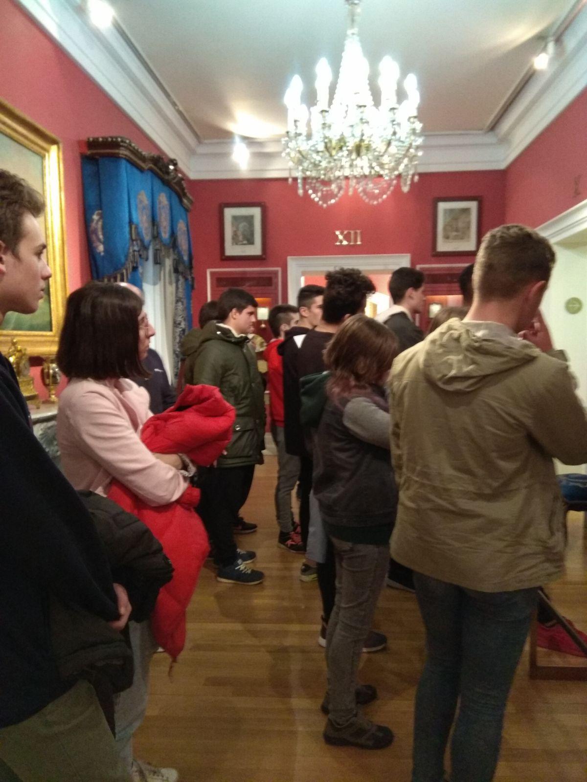 Visita al Museo Romántico 5/04/2018 3