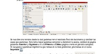 Imprimir un documento en Libreoffice Writer