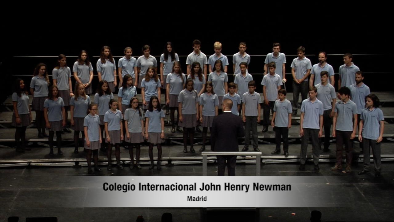 Acto de clausura del XIV Concurso de Coros Escolares de la Comunidad de Madrid 15