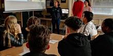 Visita de alumnos daneses al instituto 5