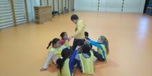Convivencia en Educación física 14