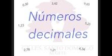 SECUNDARIA 2ºMATEMÁTICASNÚMEROS DECIMALES 4
