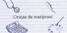 PRIMARIA - 5ºB - BOOKTRAILER - OREJAS DE MARIPOSA - ANIMACION A LA LECTURA
