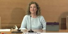 EducaMadrid para TIC y directores: Intervención de Herminia Gil, Jefa de Servicio de Protección de datos