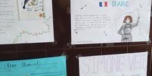Actividad departamento de Francés - 8 de Marzo
