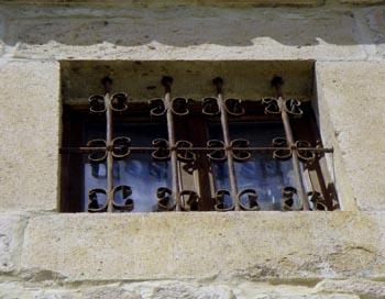 Barrotes de ventana