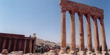 Templo romano de Baalbeck, Líbano