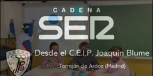 """CuídatePlus CEIPJOAQUINBLUME quinto curso Entrevista ganadora<span class=""""educational"""" title=""""Contenido educativo""""><span class=""""sr-av""""> - Contenido educativo</span></span>"""