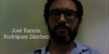 Presentación José Ramón Rodríguez Sánchez