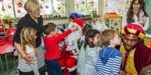 Los RRMM y Papá Noel en INF 5A 22