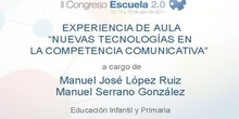 Nuevas tecnologías en la competencia comunicativa.