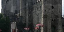 Castillo medieval de los Condes, Gante, Bélgica