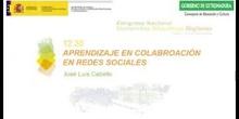 Aprendizaje en colaboración en redes sociales