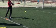MAÑANAS ACTIVAS. Polideportivo San Vicente de Paul.