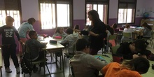 Jornadas Culturales 18-19. Talleres Berceo I A . 3º - 6º 7