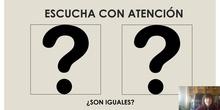 ¿Suenan igual estas dos palabras?. Laura Cordones Hernández