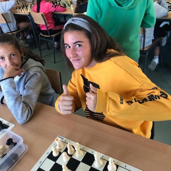 Encuentro de ajedrez 1