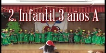 2. Infantil 3 años A (2017)