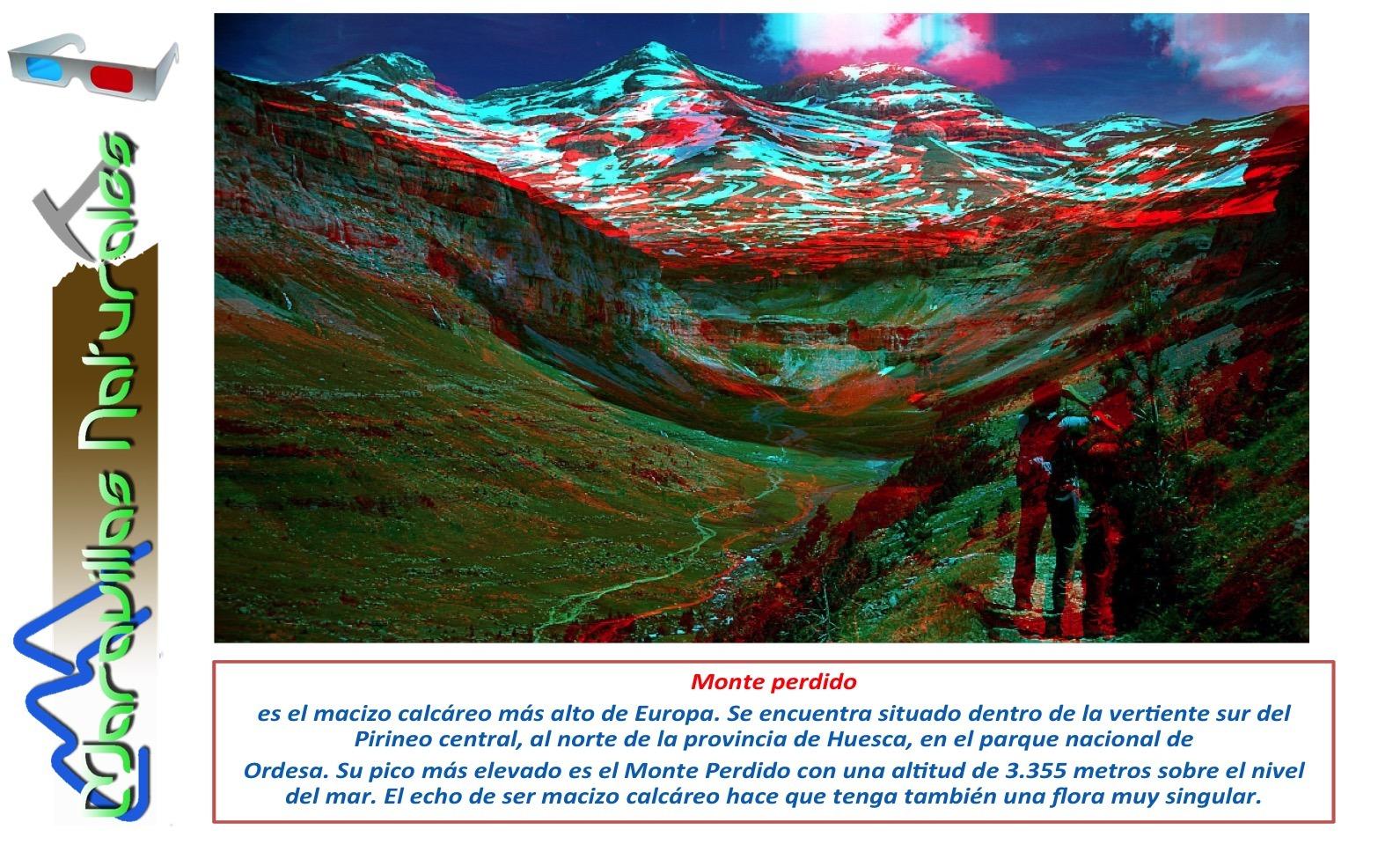Maravillas Naturales 3D 12