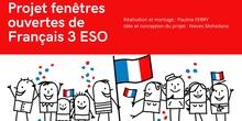 Proyecto ventanas abiertas - Francés