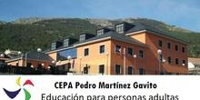 Instalaciones del CEPA Pedro Martínez Gavito