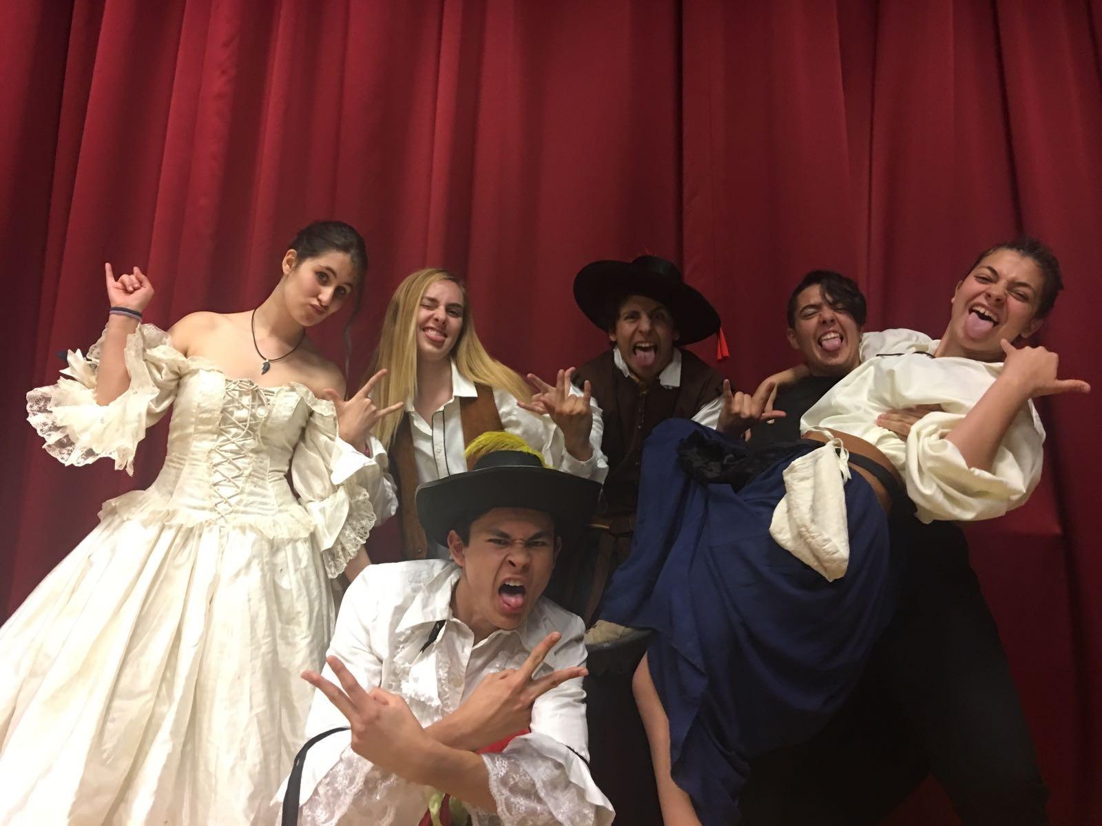 Certamen de Teatro de la Comunidad de Madrid 2017 1