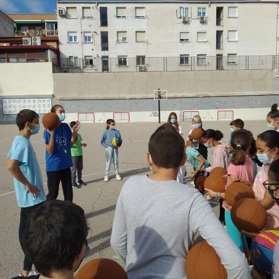 Sexto B Club Sanfer baloncesto 1