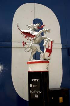 Icono de la ciudad de Londres