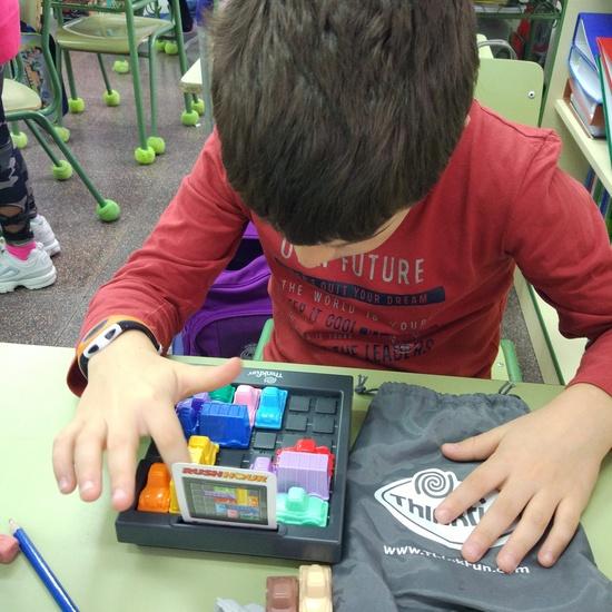 Juegos matemáticos 3º de primaria 10