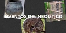 INFANTIL - 4 AÑOS A - INVENTOS DEL NEOLÍTICO - FORMACIÓN
