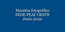 Maratón Fotográfico Sede Oeste PEAC 2020